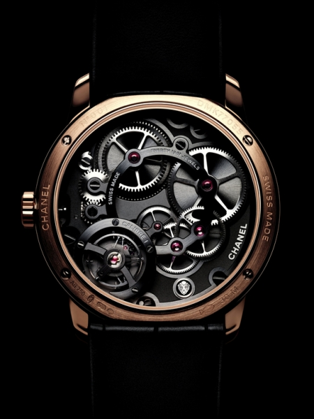Chanel de Monsieur: первые мужские часы Chanel horlogerie