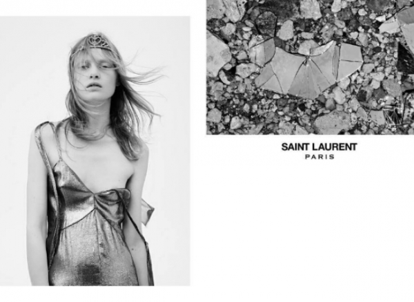 Эди Слиман уходит из Saint Laurent
